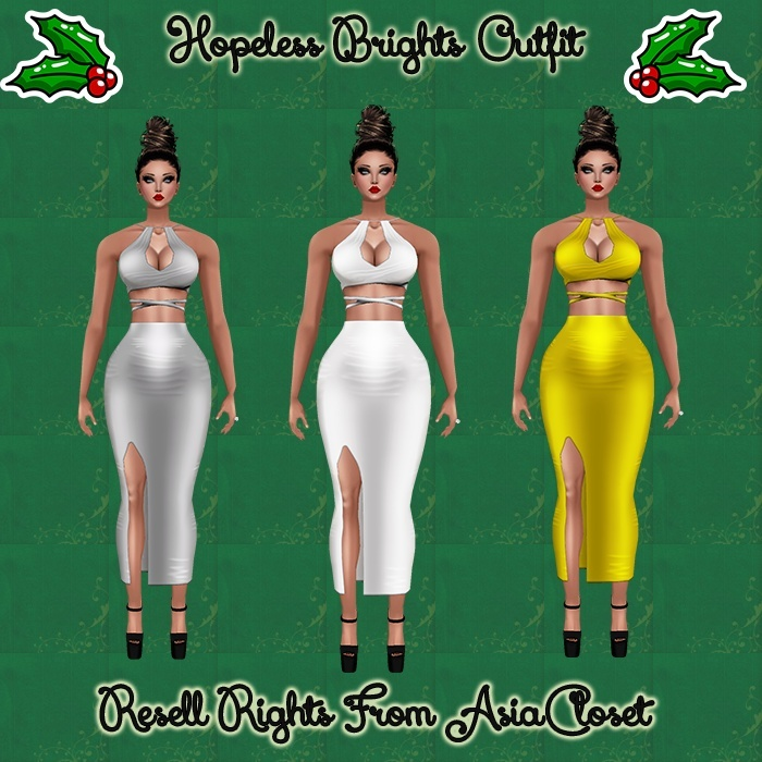 Hopeless Brights Outfits Catty Only!!!