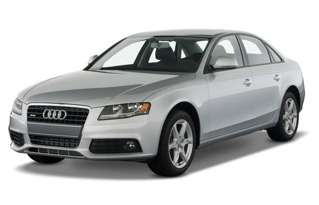 Audi A4 2009 2010 2011 2012 Repair Manual
