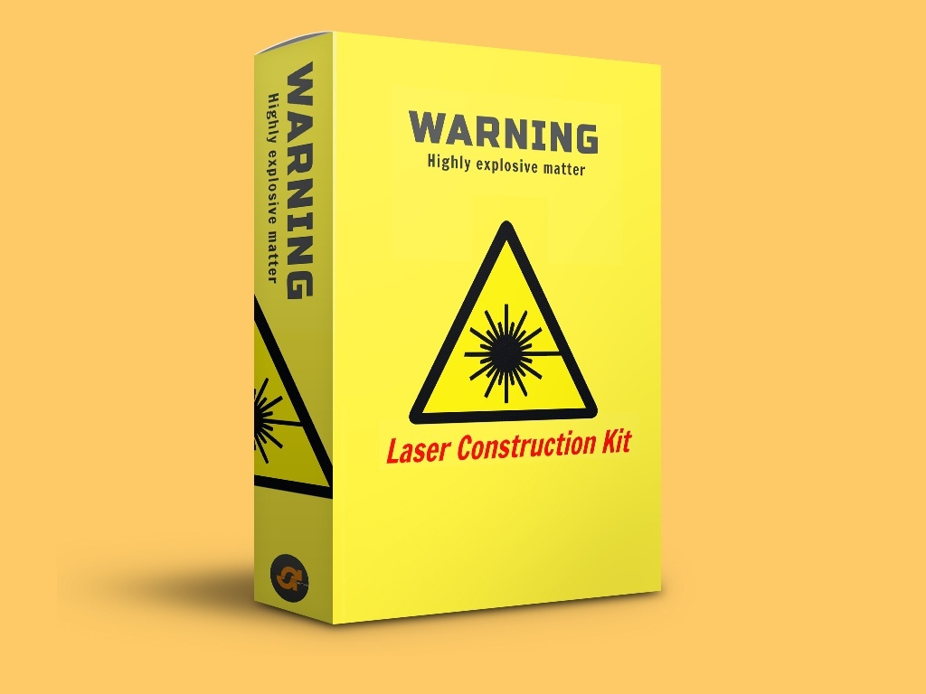 Laser Construction Kit (Free)