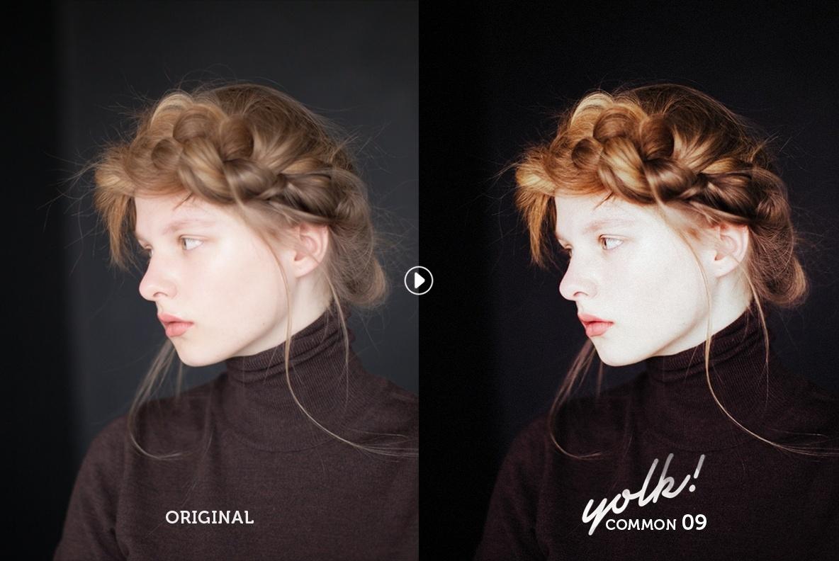 Yolk Artsy Lightroom Presets
