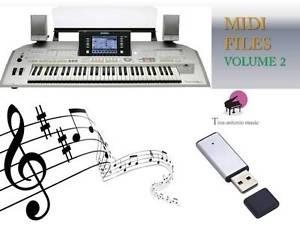 Ultimate Midi Pack for Keyboard or Arranger