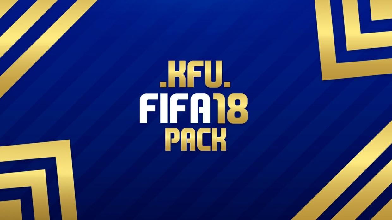 KFU FIFA 18 PACK - GFX PACK