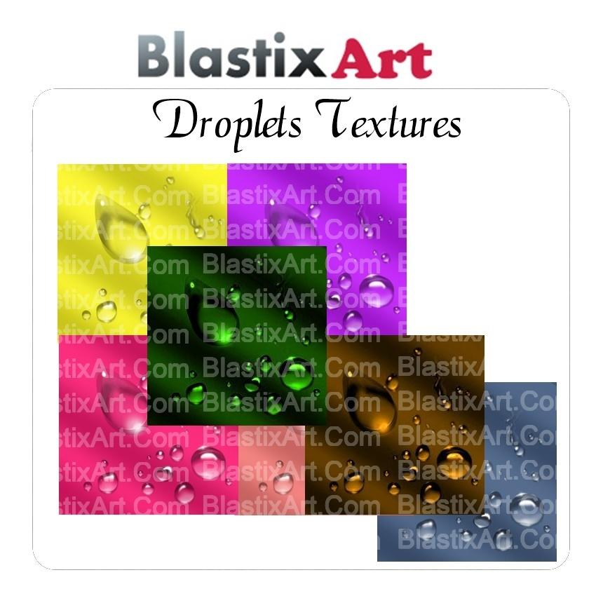 Droplet texture