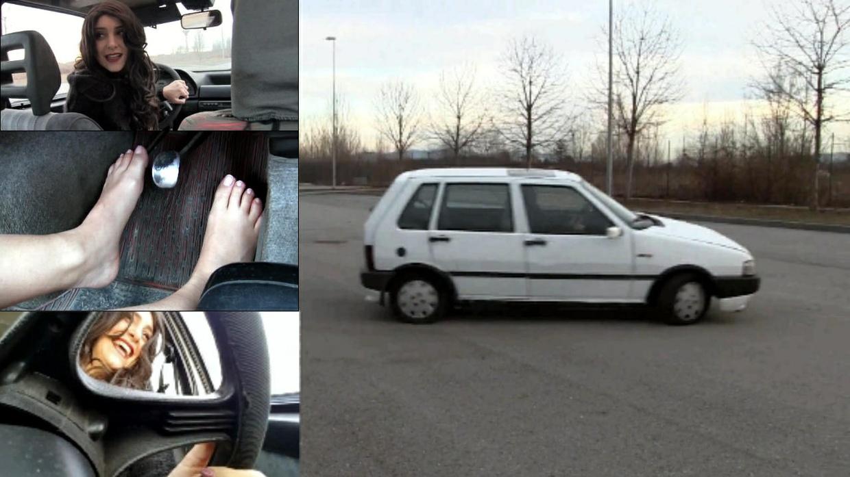 356 : Fiat Uno drive test - Starring Miss Iris