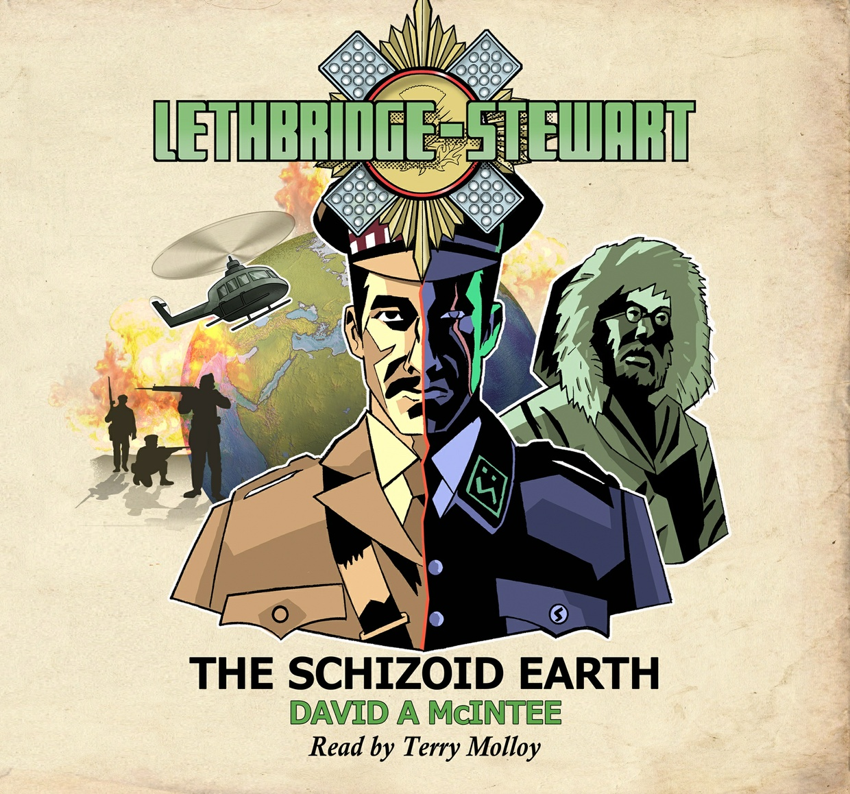 Lethbridge-Stewart: The Schzoid Earth