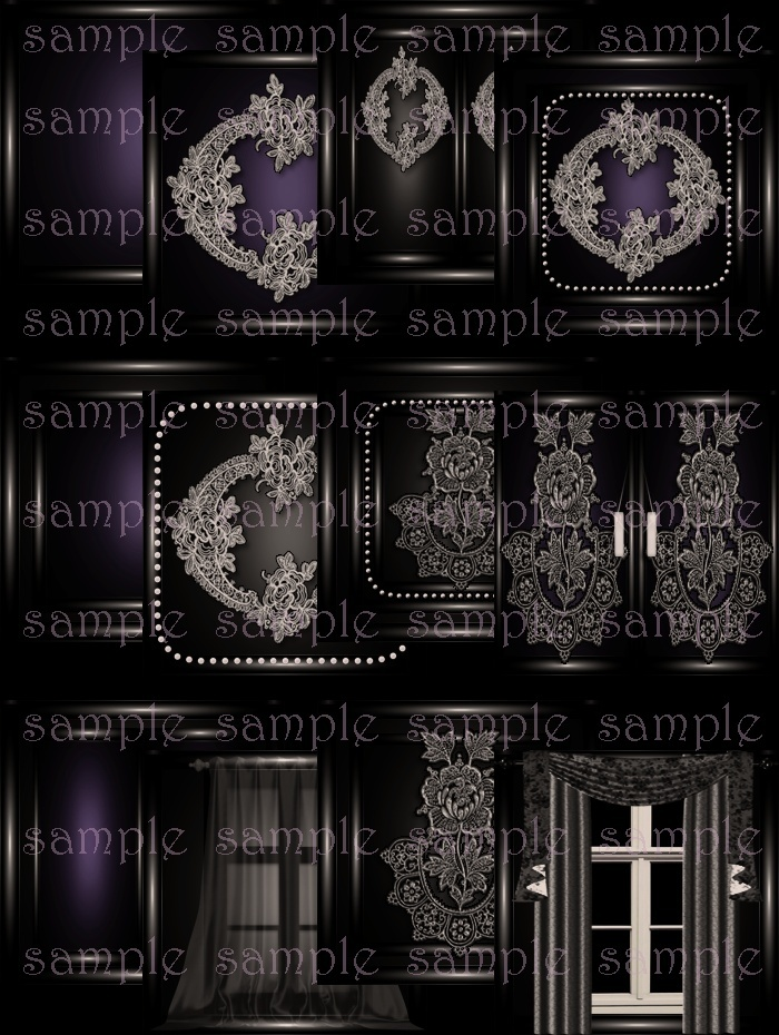 Night Purple PALAZZO Pack