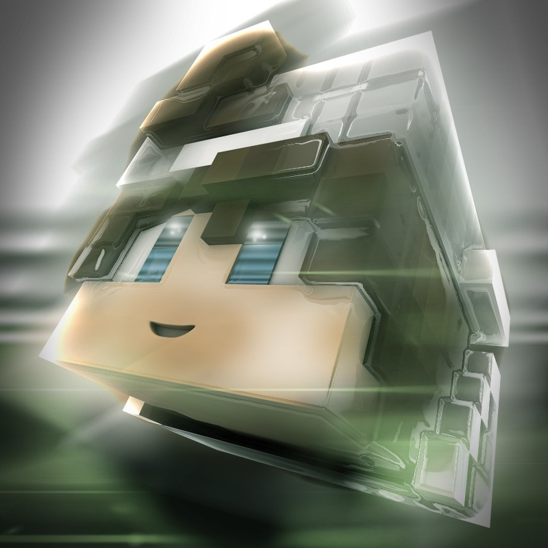 High Quality Minecraft Head AVI [ NO REFUNDS ]