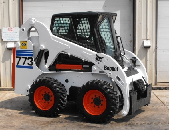 Bobcat 773, 773 High Flow, 773 Turbo Skid Steer Loader (G Series) Service Repair Manual DOWNLOAD
