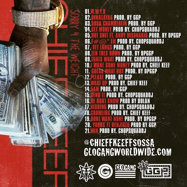 chief keef - want none (OFFICIAL fFLP)