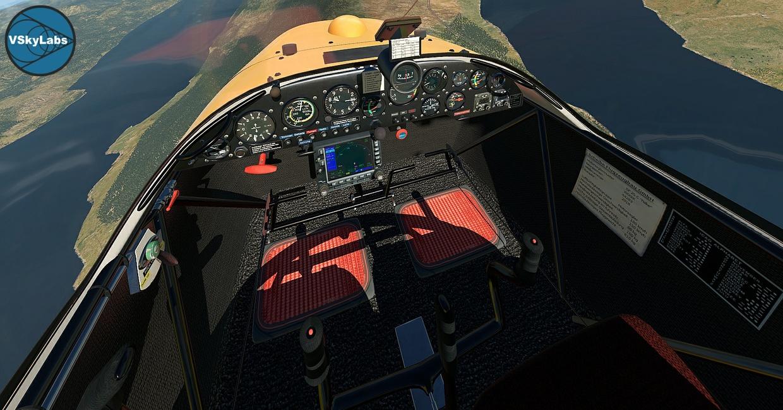 The VSKYLABS Scheibe SF-25C Project v1.0b