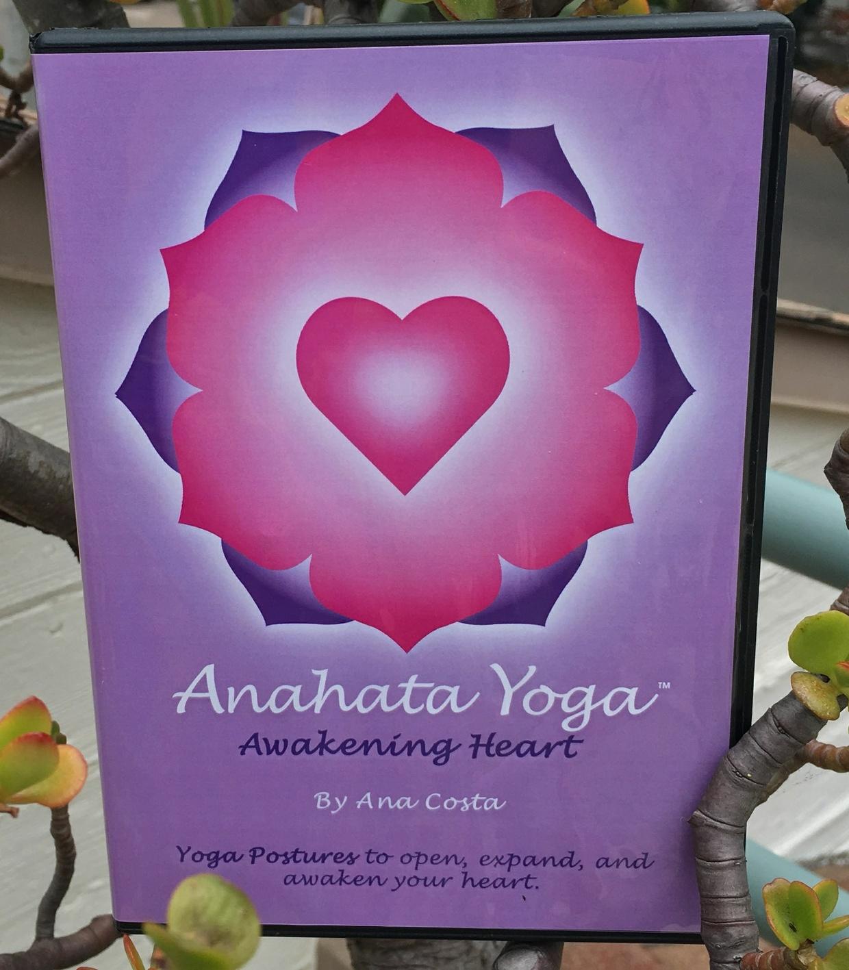 Anahata Yoga Gentle Flow Digital Video