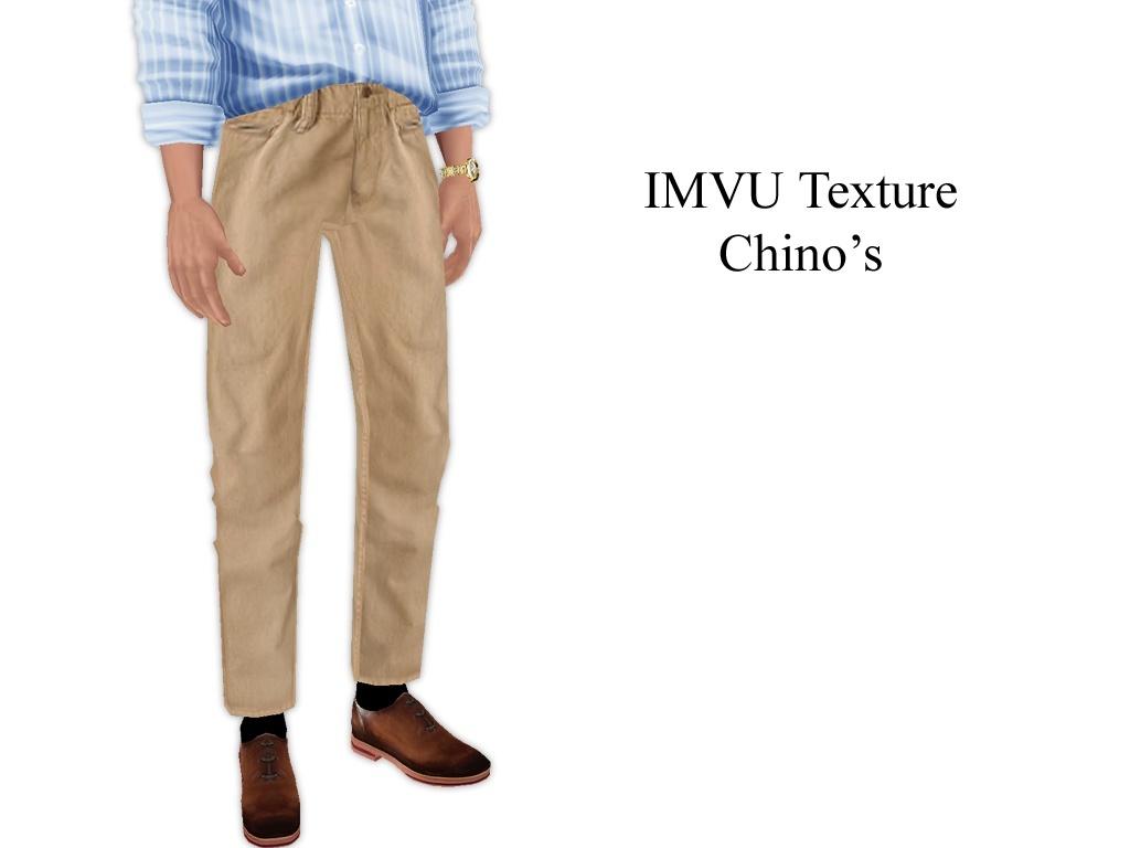 MVU Texture - Chino's (Male)