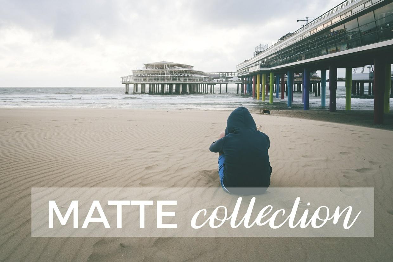Matte Collection Ligthroom Presets