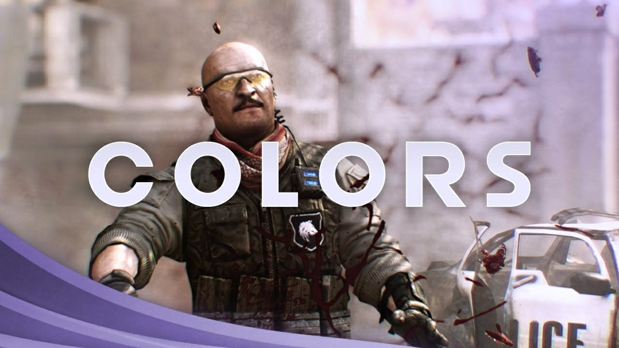 Colors Project File