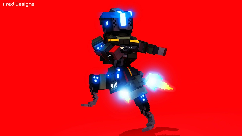 MC Stim Pilot V2.0 (Titanfall 2)(#FD)