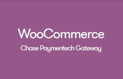 WooCommerce Chase Paymentech Payment Gateway 1.10.2 Extension