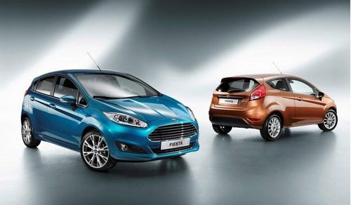 Ford Fiesta WIS (2012)