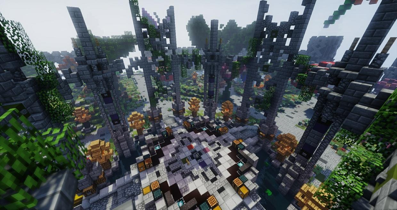Fantasy Server Spawn