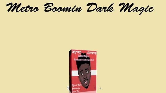 Metro (Dark Magic) Drum Kit