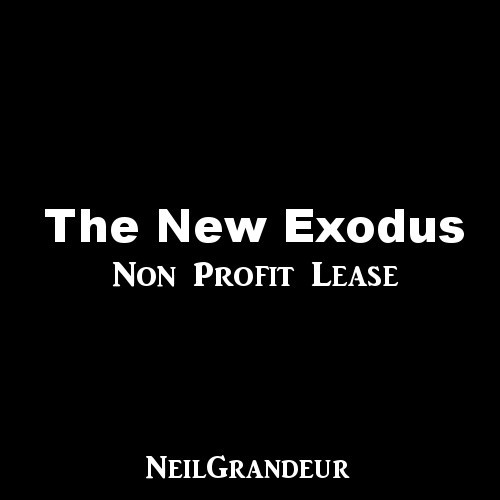 The New Exodus [Produced by NeilGrandeur] Mp3 Non Profit Lease