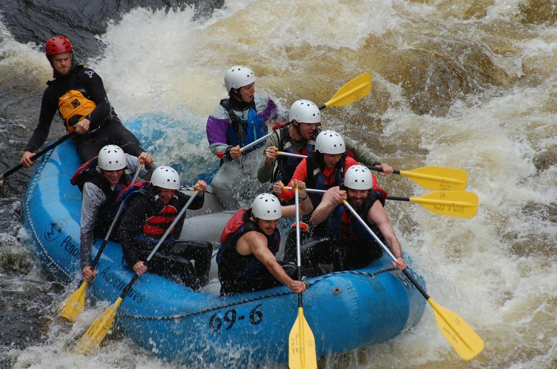 Penobscot Rafting 06/17/2017