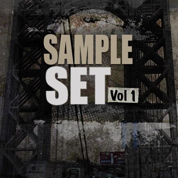 MPC WAV Sample Set v1