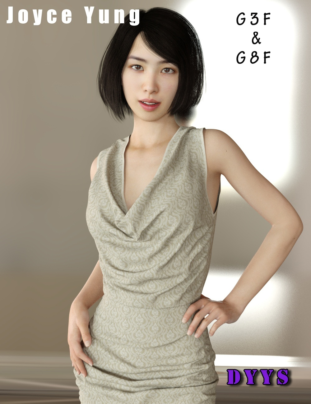 Joyce Yung For G3F And G8F