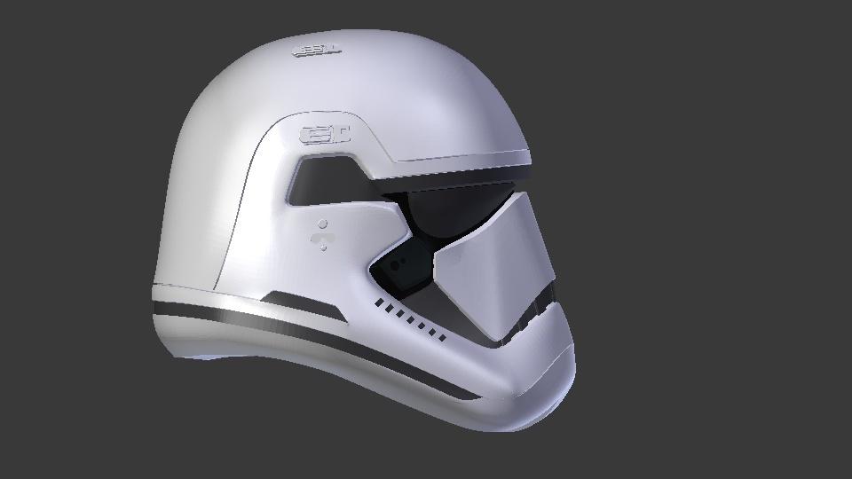 Star Wars Stormtrooper Helmet Episode 8