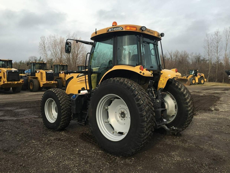 Challenger MT455D, MT465D, MT475D, MT485D, MT495D Tractor Workshop  Service Repair Manual Pdf