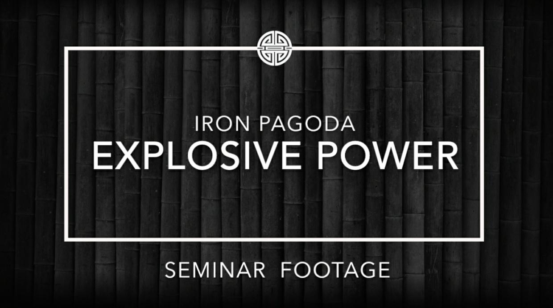 Explosive Power Seminar Footage