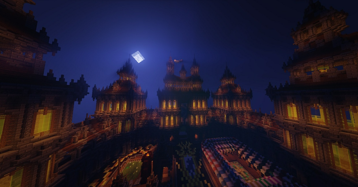 Factions Spawn 3