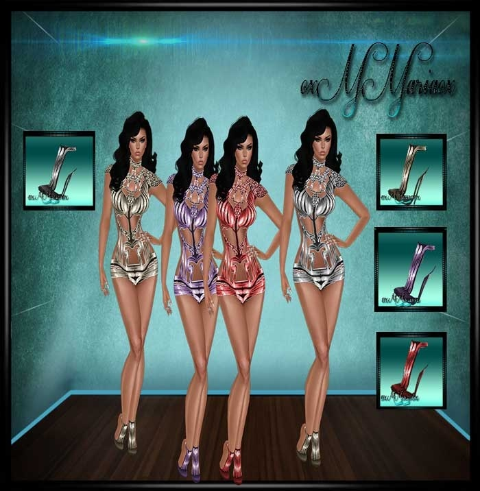 Luxuria Bundel No Resell Rights!!