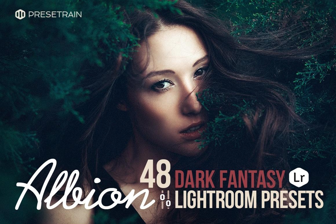 Albion Dark Fantasy Lightroom Presets