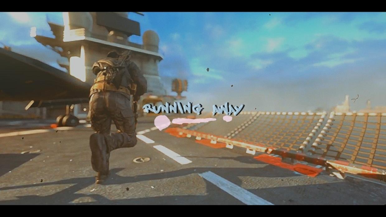 Running Away (Joined Lucid!)