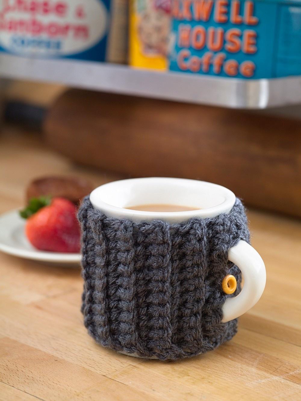 Rib Mug Cozy