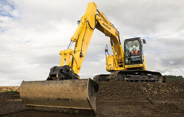 New Holland E150BSR Blade Runner Excavator Service Repair Manual Download