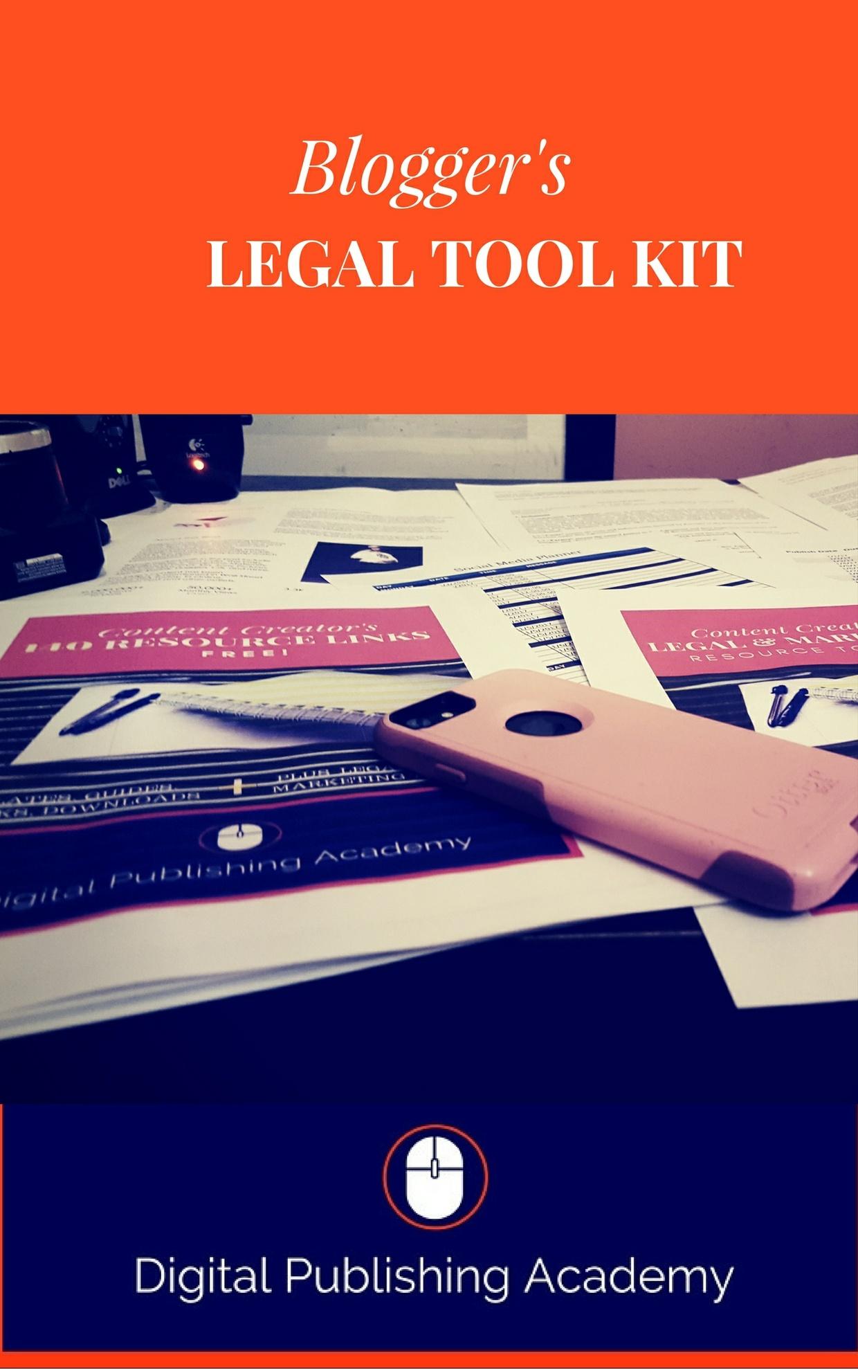 Bloggers' Legal Tool Kit