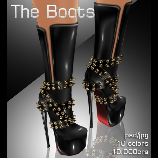 2013 The Boots