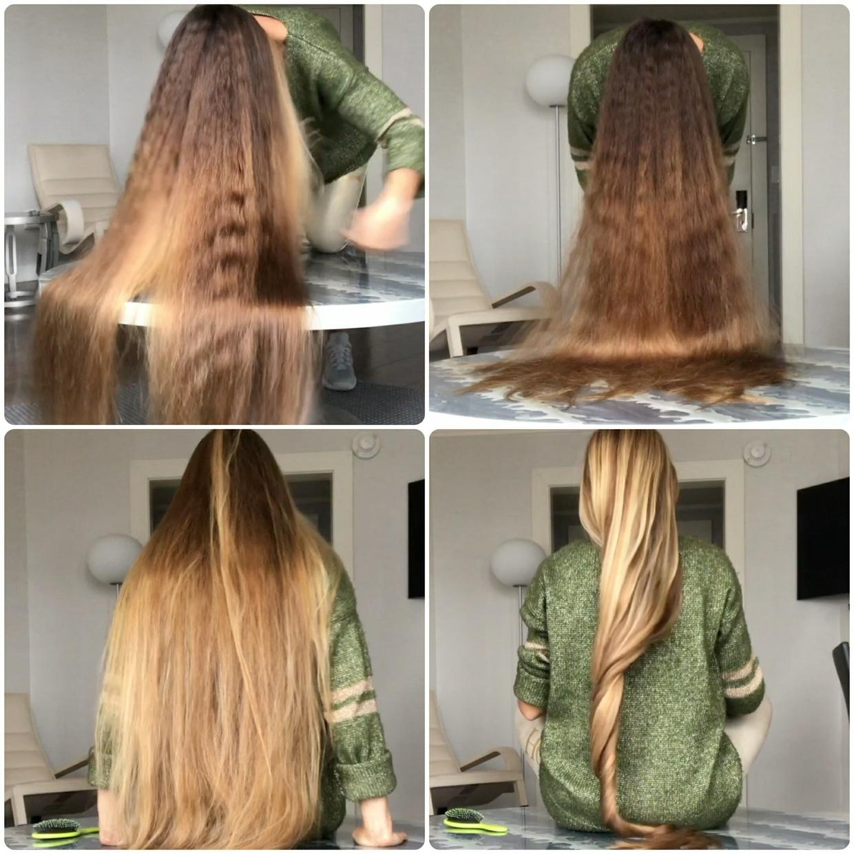VIDEO - Table hair play