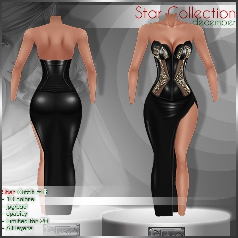 2014 Star Outfit # 6