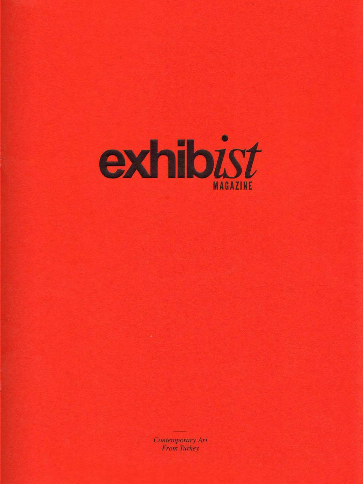 Exhibist Magazine Issue 8
