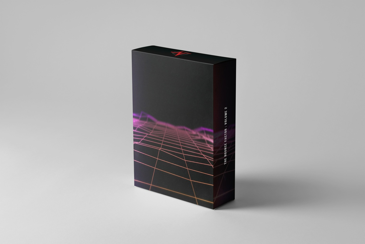 The Bounce Factor V2 (HH & Perc Loop Pack)