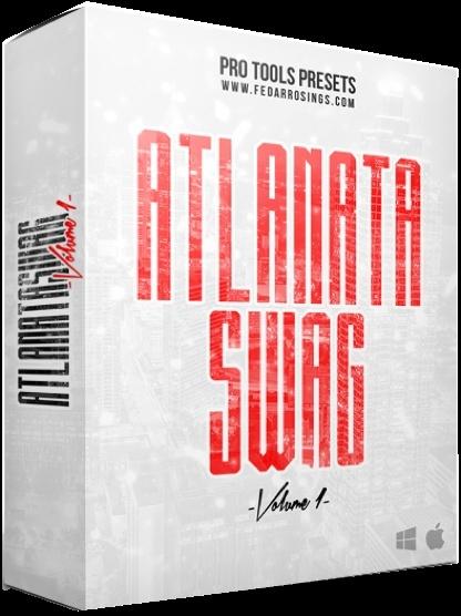 Atlanta Swag (Pro Tools Template)