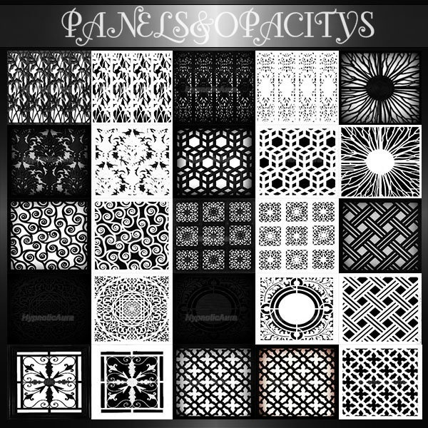 OFFER-PANELS&OPACITYS-88 TEXTURES