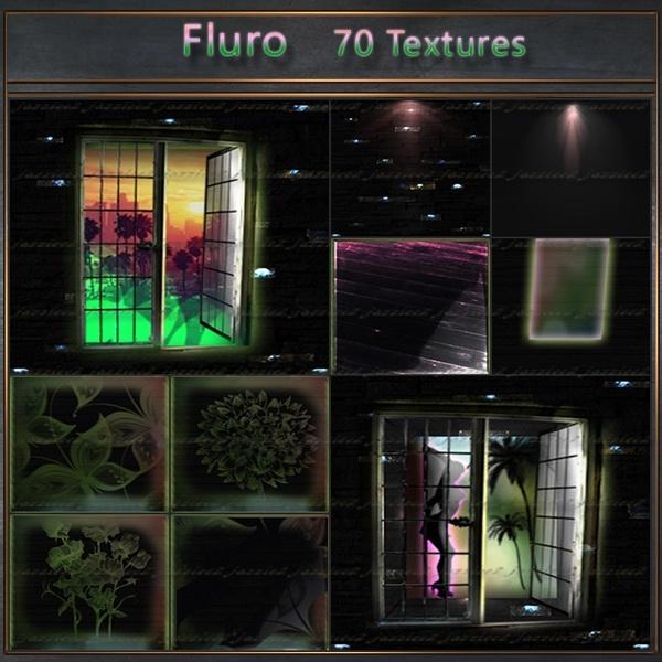 Fluro 70 Textures