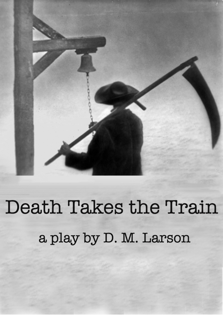 Death Takes the Train play PDF