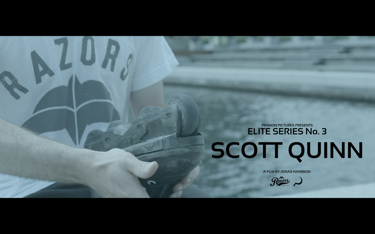 Scott Quinn - Elite Series No. 3