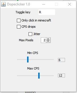 DOPE CLICKER 1.0 (MADE BY DEWGS) *NO REFUND*