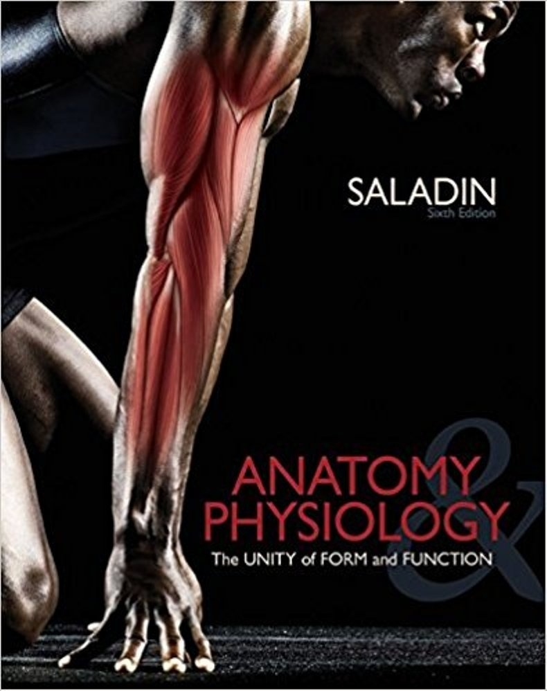 Anatomy & Physiology The Unity of Form and Function 6th Edition( PDF )