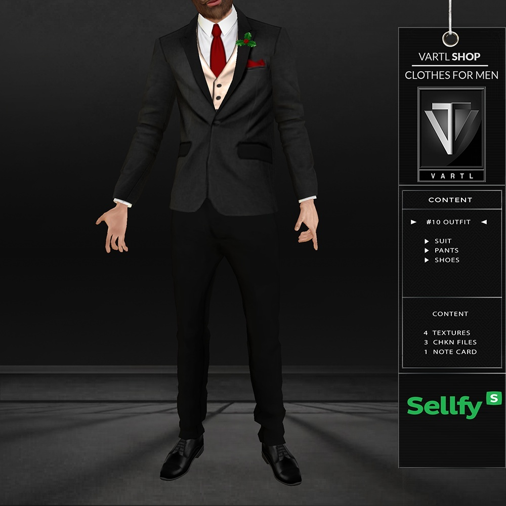 VT OUTFIT # 10